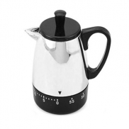 60 Minute Kitchen Timer Coffee Pot