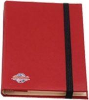 "3.5"" X 5.5"" Essential Accordion Jotter"