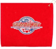 "15"" x 18"" Hemmed Color Towel"