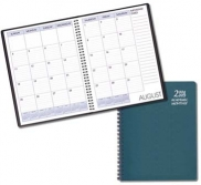 Academic Monthly Desk Leatherette Covers