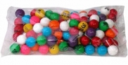 1 lb. Bag Small Imprinted Gumballs