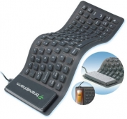Flexible Waterproof Keyboard