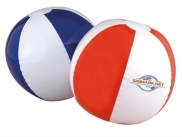 "16"" Blue & White Beachball"