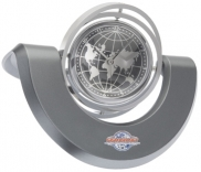 Artistico Gyro Globe Clock & Photo Frame