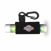 Chap Ice® Citrus SPF 15 lipbalm with a Custom Leash and Label