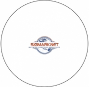 "2 1/2"" Diameter-Stock Shape Circles: Screen"