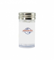 Gourmet Plastic Tube(Small) - Signature Peppermints