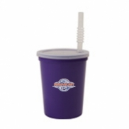 12 Oz. Smooth - Stadium Cups - High Lines