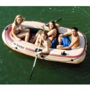 Voyager 4 Person Inflatable Boat