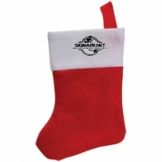Mini Felt Christmas Stocking