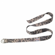 "1 1/4"" Dye-Sublimated Belt with Double D-Ring Buckle"