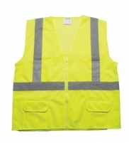 ANSI 2 Safety Vest with Pockets