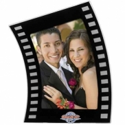 4 X 6 Curved Filmstrip Frame