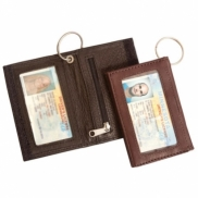 Arrow Canyon Leather ID Holder/Keychain