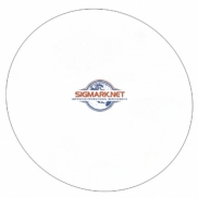 "6"" Diameter-Stock Shape Circles: Digital"
