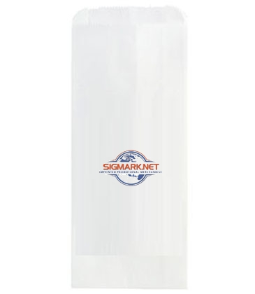 White Kraft Prescription Bag |5x12|