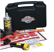 Auto Emergency Kit with Pocket First Aid Kit