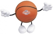 Basketball Stress Reliever Figure